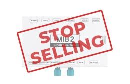 HD-MIB2 for New Cayenne, New Touareg