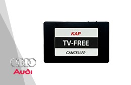 TV-FREE for AUDI A6