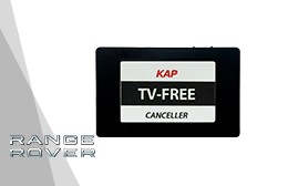 TV-FREE for RANGE ROVER - Dicovery Sport