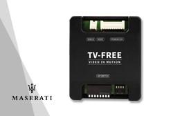 TV-FREE for MASERATI - Quattroporte / Ghibli