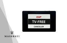 TV-FREE for MASERATI - LEVANTE