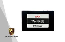 TV-FREE for PORSCHE - 911 Carrera S