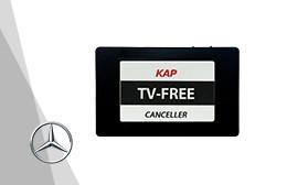 TV-FREE for MERCEDES BENZ - ML/C/E/GLE/GLS Class