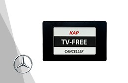 TV-FREE for MERCEDES BENZ - E Class (2021~)